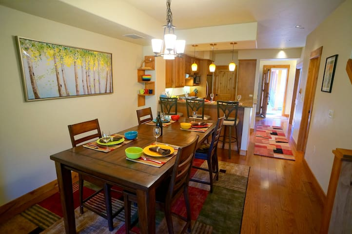 Waterside Village Condominium - Steamboat Springs - Leilighet