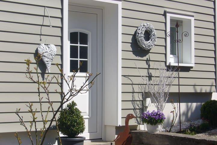 Gemütlich und stilvoll eingerichtetes Ferienhaus