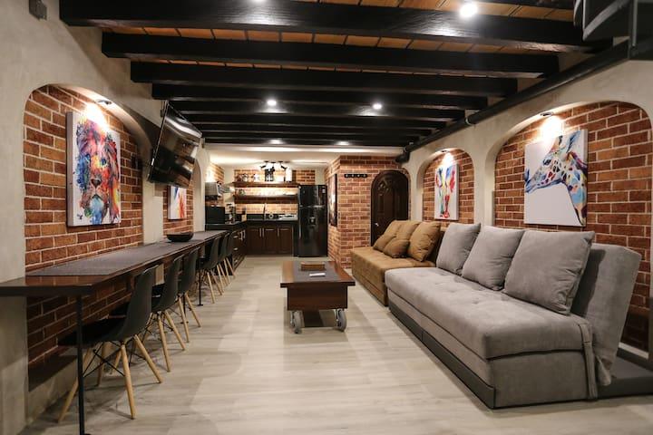 New Loft ★ Centro ★ Malecón ★ Zona Romántica