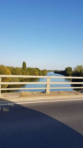 Cosy Apart (3) - Persan Beaumont near Paris
