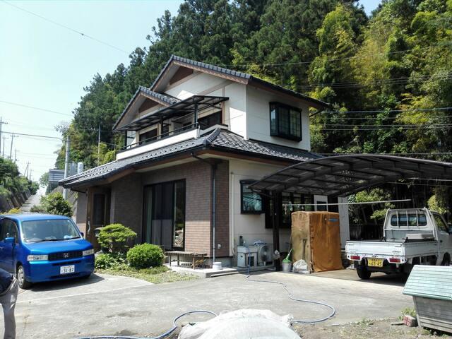 軽井沢まで40分渓流近くの一軒家 - 高崎市 - House