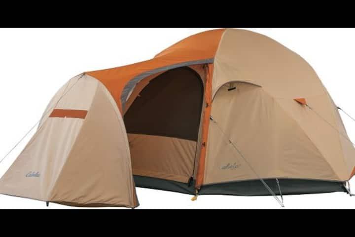 Westwind 10x14 ~ 3 Season Tent @ Tundra Tents