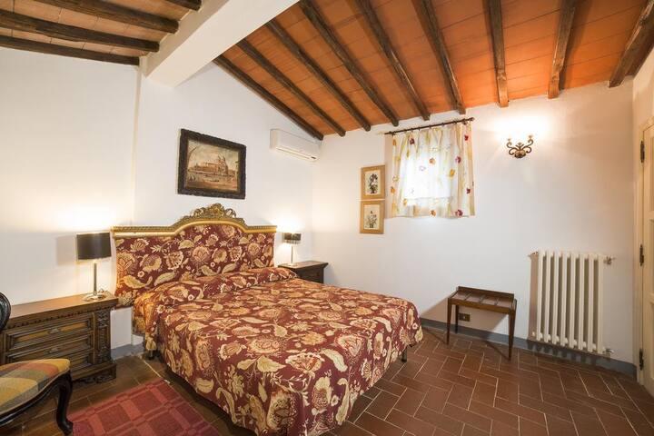 camera in villa - Siena - Bed & Breakfast