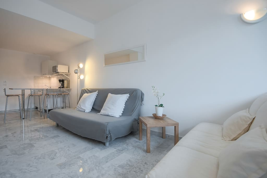 Your cosy living room