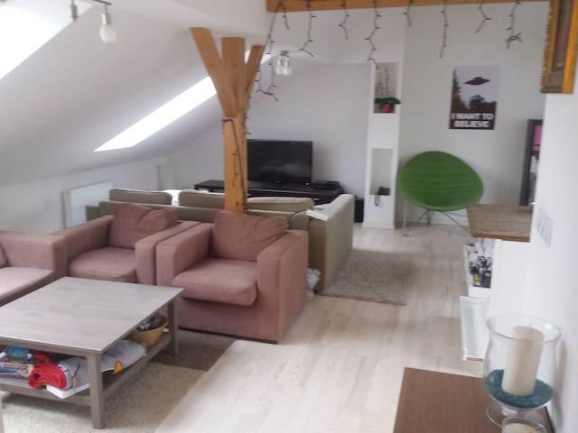 Luxury apartment near stadium - Wrocław - Daire