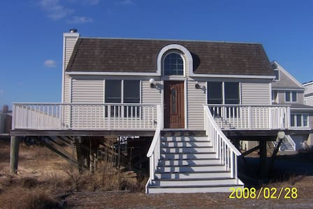 Hamptons Beach Hse, steps to beach - 一軒家