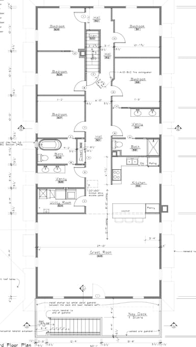 Flexible Floor Plan!