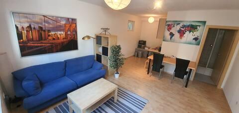 Souterrain apartment in a quiet location Donauwörth