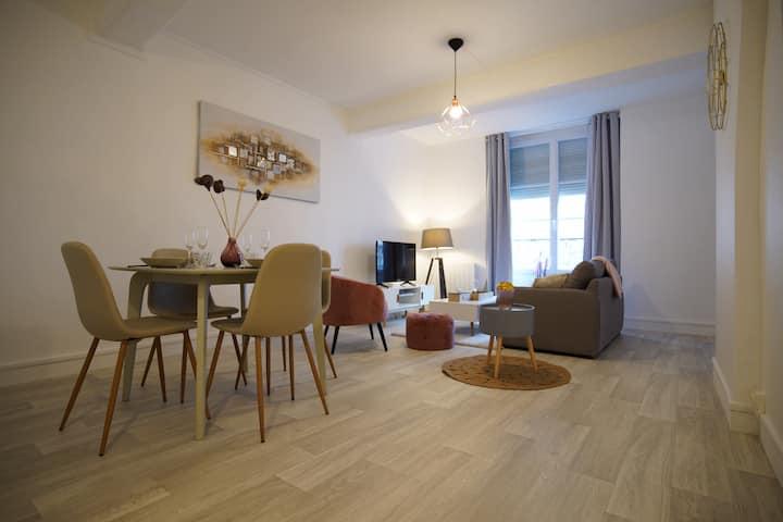 Dieppe centre-plage : ❤️ La Casa de Dieppe 🤩