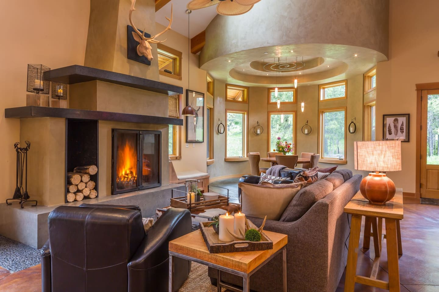the most unique home in big sky houses for rent in big sky