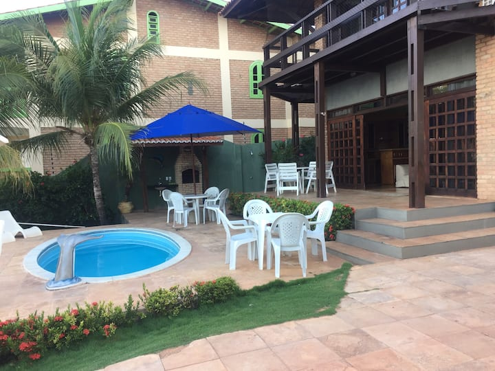 House in Beach Park beach-Fortaleza
