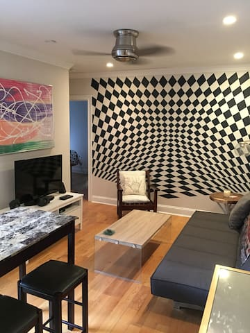 **Spaced Out 2 BR in South Williamsburg**