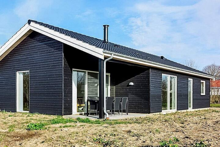 Serene Holiday Home in Føllenslev with Terrace
