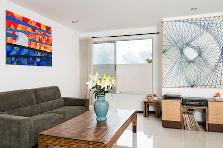Modern Apartment La Uruca - San José - Apartment