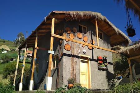 Moderna y Acogedora Choza en Comunidad Indígena