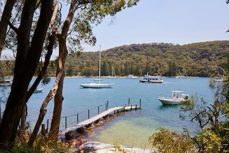 SEABIRD - Private waterfront Hideaway -