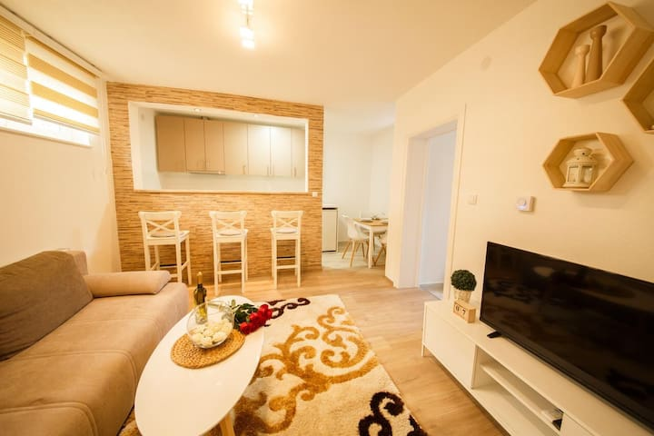 Cozy apartment in the heart of the city  -TODOR 3