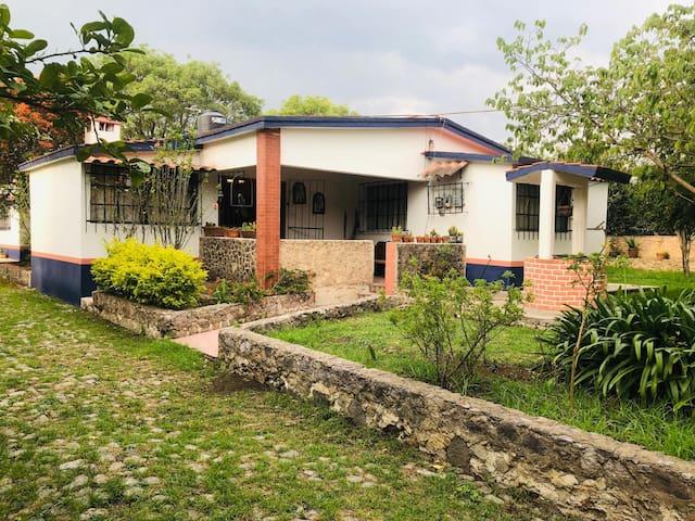 """Bonita casa de campo """"Los Arrayanes"""""""