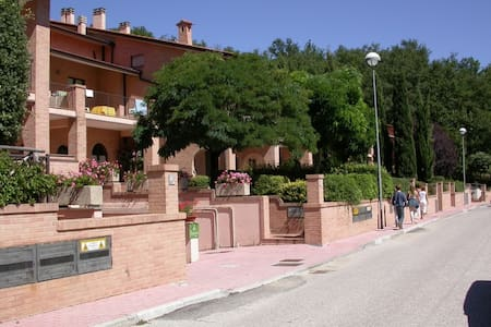 A beautiful flat in Assisi - Jan - Rivotorto