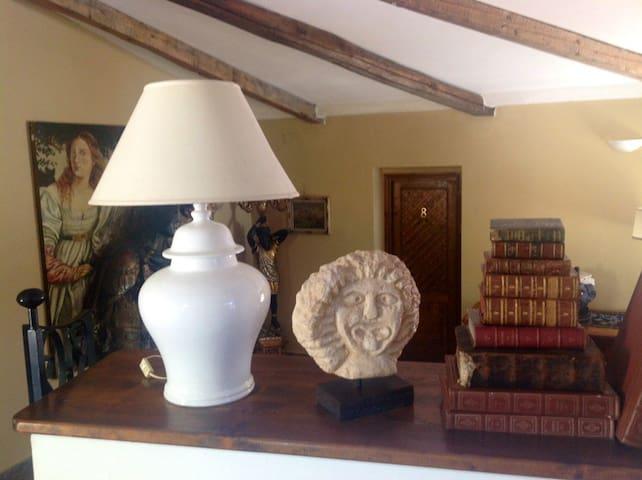 Villa Spagnola-Suite matrimoniale - Marina di Bordila