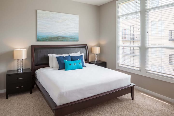 Fantastic One Bed on Peachtree Street