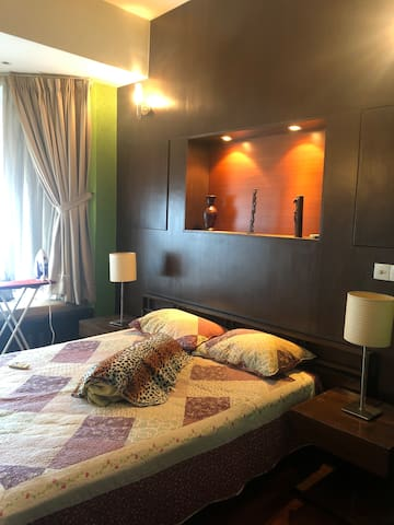 Calm&Clean  to stay only 2min walk to trainstation