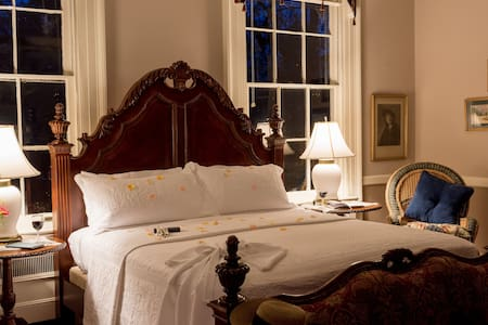 Top 20 US B&B - Bloomsbury Inn - General Chesnut Room