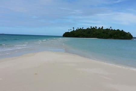 Vava'u Taunga island remote tropical village life