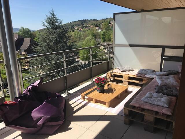 Beau T2 lumineux avec terrasse - Poisy - Appartement