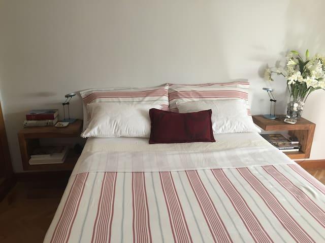 Tu casa ideal para visitar Madrid, bedandbreakfast