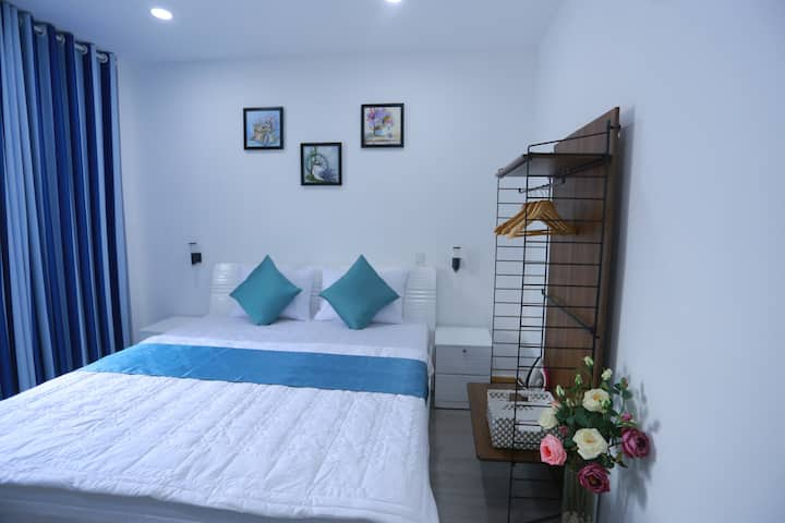 Quiet Homestay betw. 2 CBD, 10 min. to TSN airport