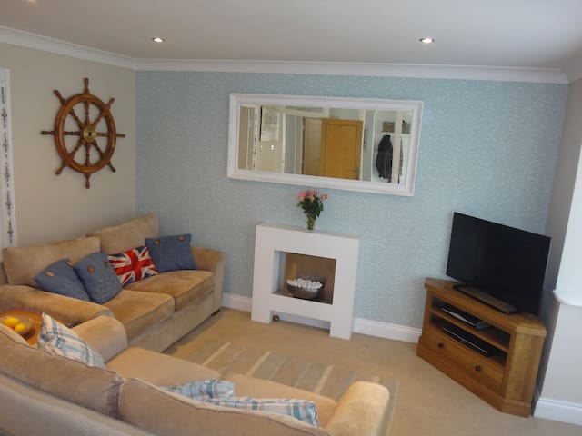 A sea side break location - Bournemouth - Appartement