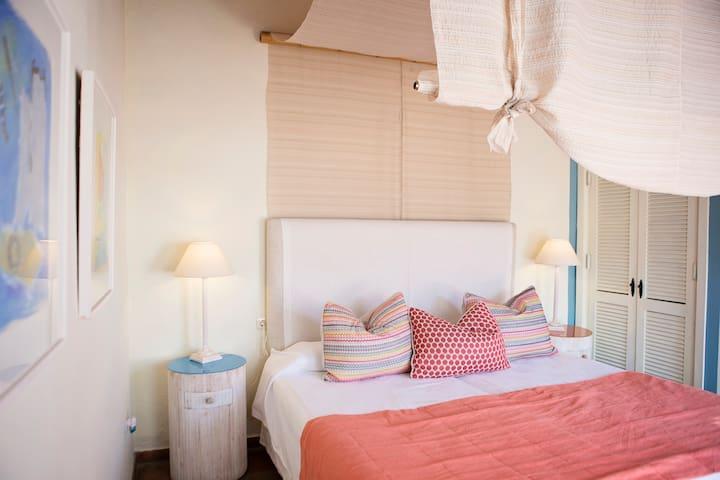 Hotel Cortijo del Arte | habitación doble clásica