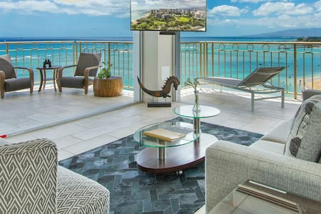 A View to Die for! 3bedroom 3bath on Waikiki Beach