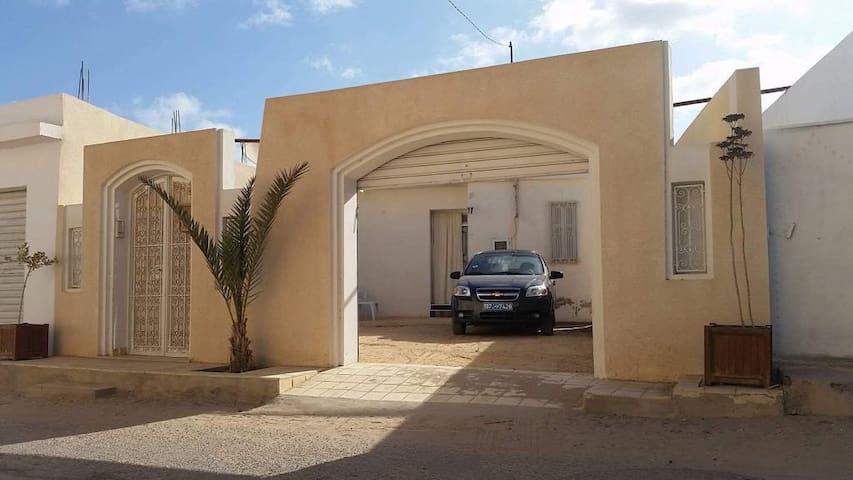 Maison de charme à Houmt-Souk