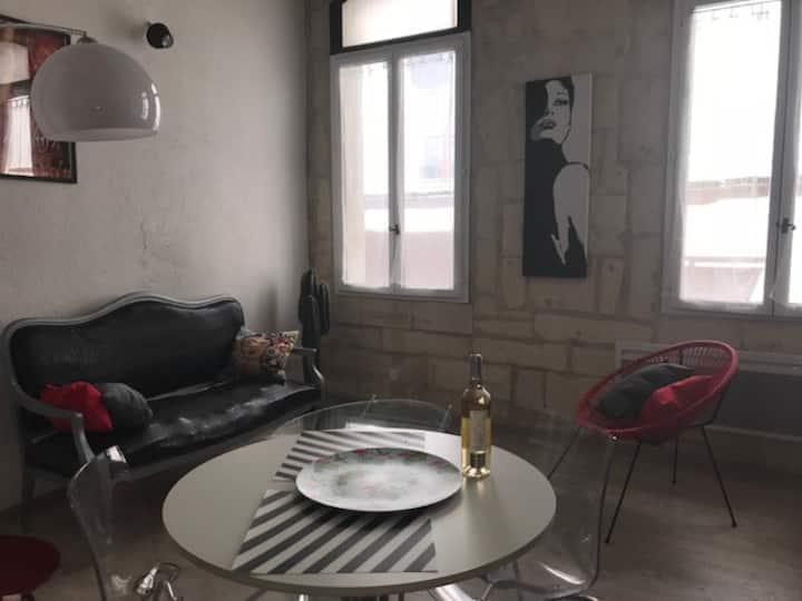 Duplex entièrement renové en plein coeur d'Arles