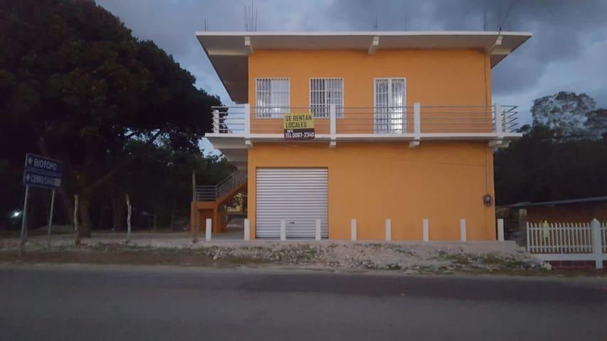 Apartment/departamento rent.en aldea el remate