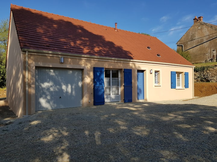 "Gîte ""Frene Bleu"" aux portes du Morvan"