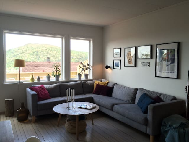 Scandinavian Styled house in Bergen