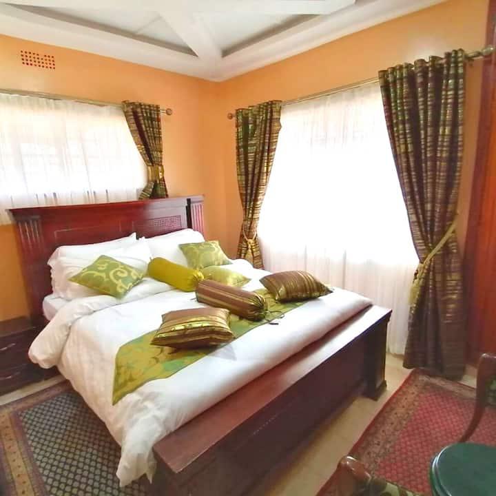 RUBY HOUSE Kileleshwa-  Double Room (B1)