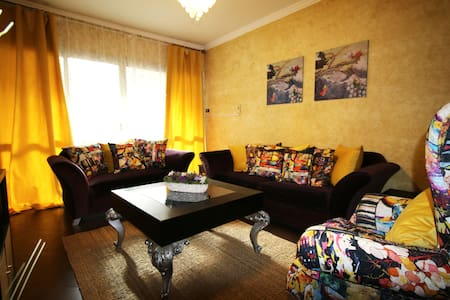 Cozy, clean, and quiet flat in Zahraa Maadi.