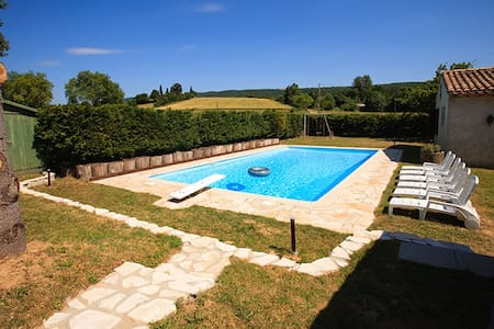 Le Moulin - LARGE LUXURY HOLIDAY VILLA + POOL - Revel - Villa