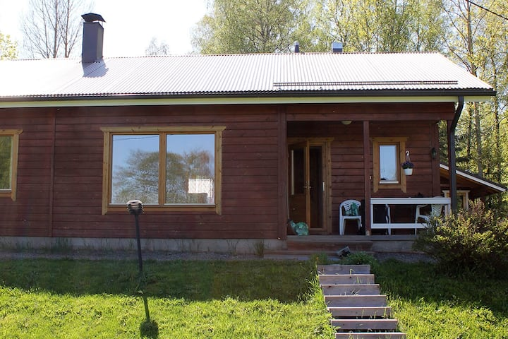 Cozy cottage near Kouvola