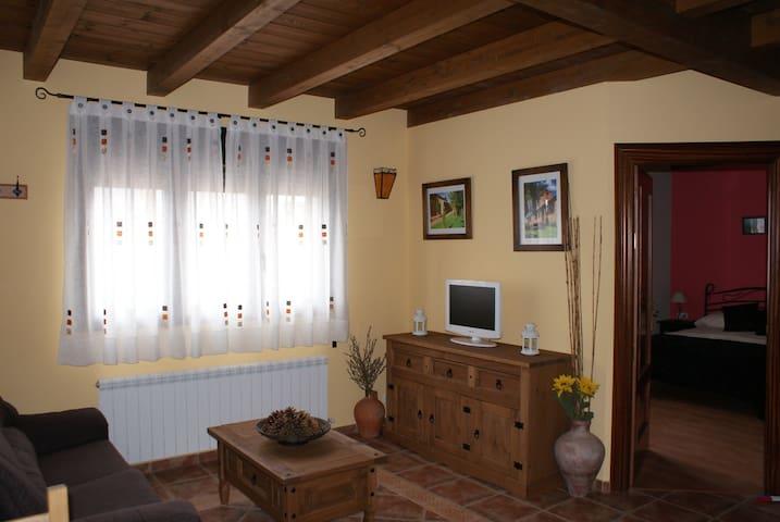 Casa Rural Las Candelas - Apartamento Cerroperal