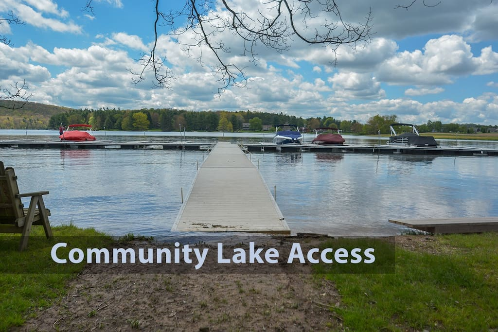 Community Lake Access