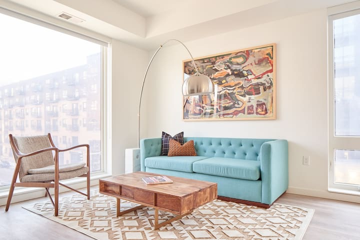 Sonder *Monthly Discounts* 2BR Near Whole Foods Grocery