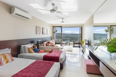 Terrace 2 bedroom Apartment with Private Pool