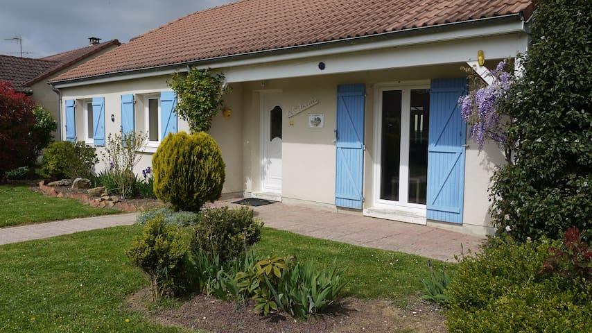Gîte LA GALINETTE - Nogent-sur-Seine - Апартаменты