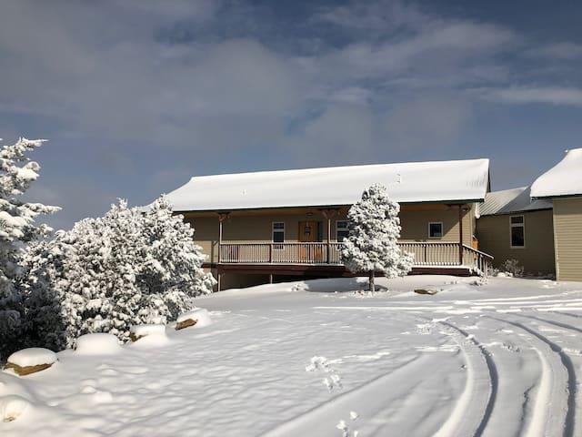 Winter Fun Base Camp