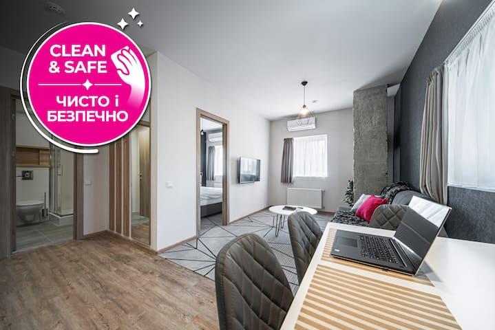 1 Bedroom Apartment in Amarant
